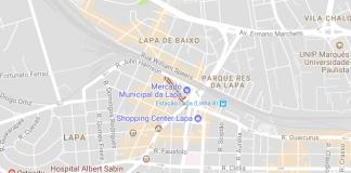 Rua Doutor Cincinato Pomponet
