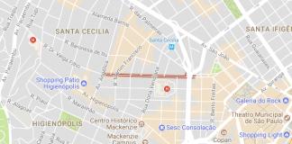 Rua Jaguaribe