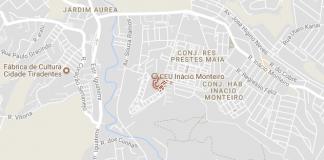 Rua Barão Barroso do Amazonas Cohab Prestes Maia