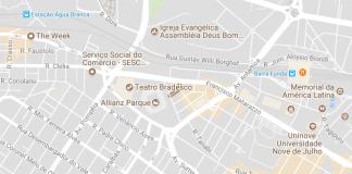 Rua Higino Pellegrini Perdizes