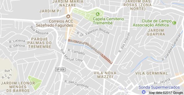Rua Mário Pernambuco