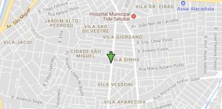 Avenida Pires do Rio