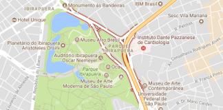 Parque do Ibirapuera São Paulo Fashion Week