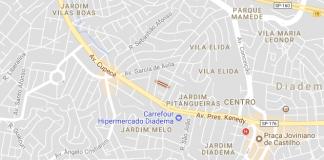 Rua Vale Maior Jardim Miriam