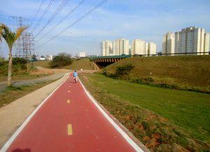 Ciclovia Parque Ecológico do Tietê