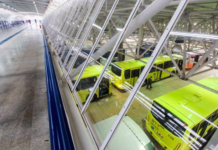 Osasco Terminal Metropolitano Luiz Bortolosso Terminal Luiz Bortolosso