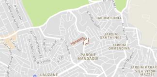 Rua Luís Sérgio Person mandaqui