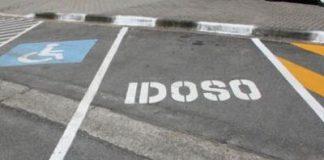 vagas especiais estacionamento para idoso são paulo cartão de estacionamento para idoso