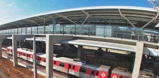 Linha 13-Jade Estação Engenheiro Goulart