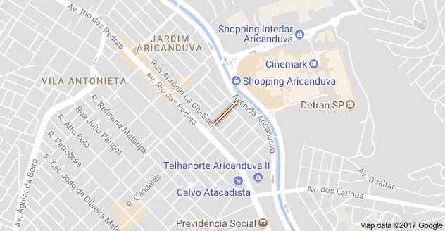 obras de drenagem Avenida Francisco José Rezende jardim aricanduva