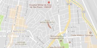 Rua Dom Mateus Vila Monumento