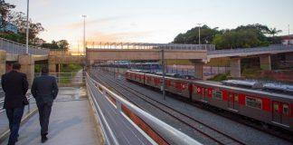 Linha 9-Esmeralda linha 9 esmeralda