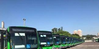 Viação Santa Brígida Frota de ônibus