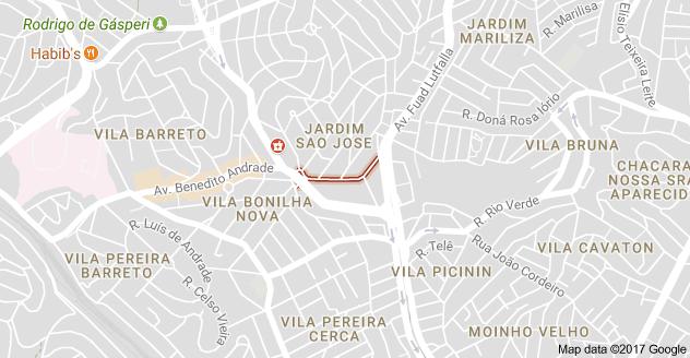 Rua Dom Manuel D' Elboux Vila Iório