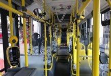 ônibus sptrans ônibus novos qualidade do transporte