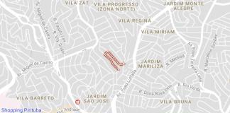 Rua Domingos Giglio Pirituba