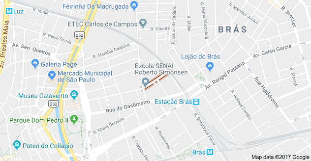 Rua Sampaio Moreira