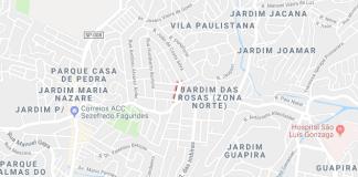 Rua Tereza Bortolo Jardim Tremembé