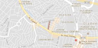 Jardim Miriam Rua Vale da Macieira Linha 5129