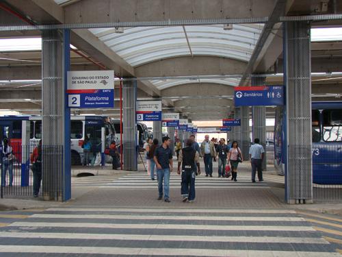 Campinas Terminal Magalhães Teixeira
