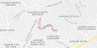 Chácara Santa Maria Avenida Raquel Alves Moreira