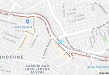 Rua Doutor Luís Aires obras