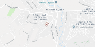 Rua Marlene de Andrade Conjunto Habitacional Fazenda do Carmo