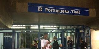 greve do metrô