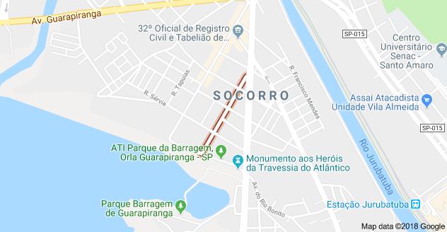 Socorro Rua Doutor Mauro Paes de Almeida