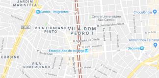 Rua Salvador Simões