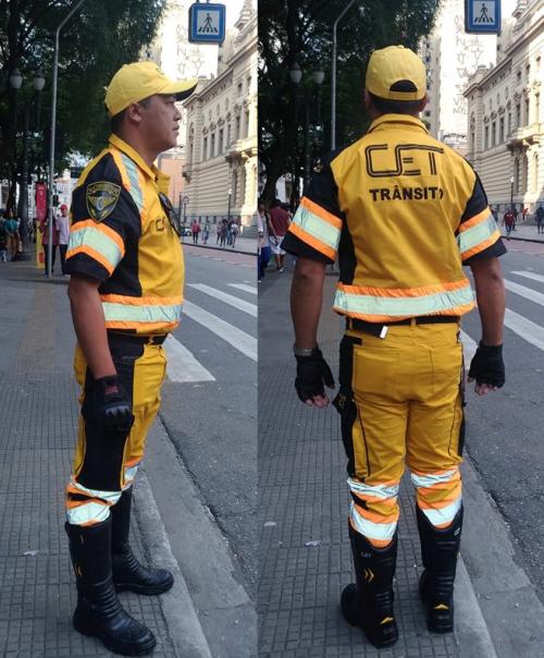 agente da CET SP Agentes da CET
