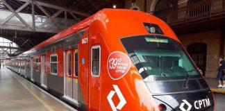 novos trens linha 11 coral