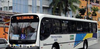 ônibus guarujá