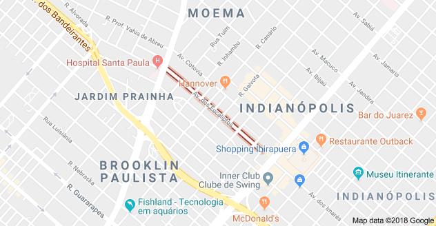 Avenida dos Eucaliptos