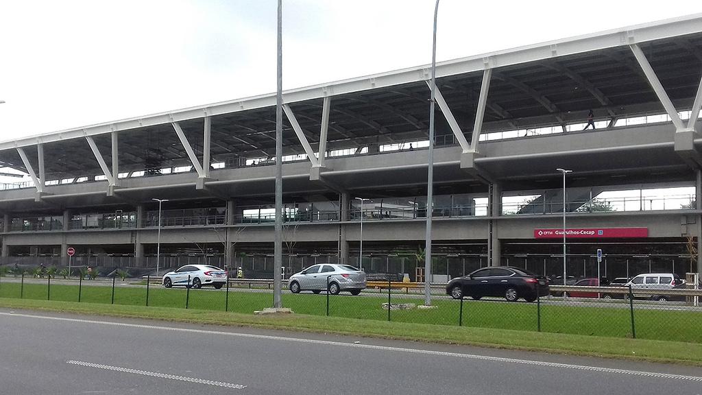 Estação Guarulhos-Cecap