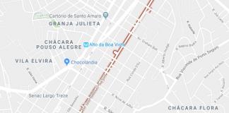 Santo Amaro Rua Comendador Elias Zarzur