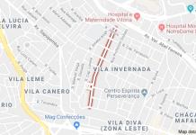 Rua General Argolo