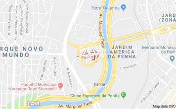 Rua Giuseppe Marino Chácara Bela Vista
