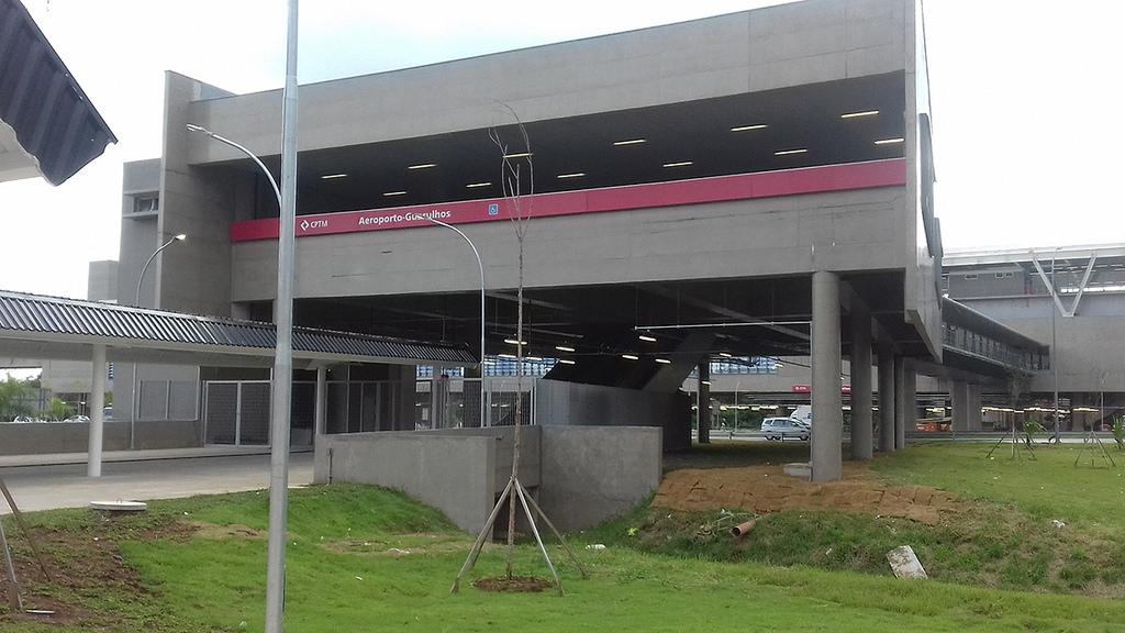 Estação Guarulhos-Aeroporto