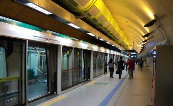 estações do metrô esquema especial