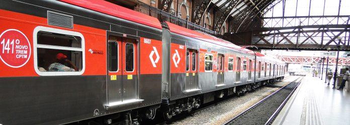 novo trem cptm linha 7