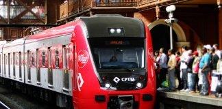 novo trem linha 7