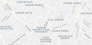 Jardim Nélia Rua Chico Feitosa