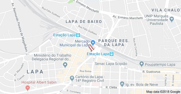 Rua Conrado Moreschi Lapa