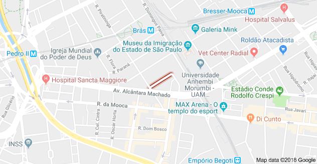 Rua Ernesto de Castro circulação