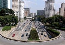 Rodízio municipal de veículos Acidentes com vítimas avenida 23 de maio trânsito