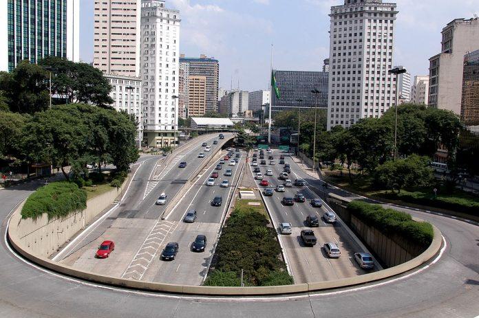 situação do transporte Rodízio municipal de veículos Acidentes com vítimas avenida 23 de maio trânsito