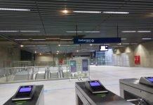 catracas estação moema ViaMobilidade