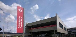 estação guarulhos aeroporto Linha 13-Jade