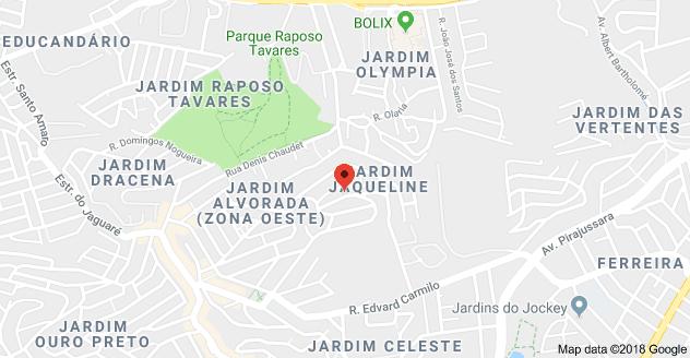Rua Francisco Nogueira Jardim Jaqueline